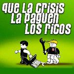 Que la crisis la paguen los ricos
