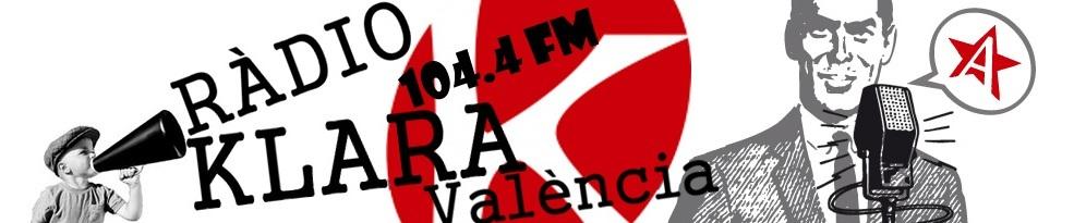 Ràdio Klara 104.4 FM València