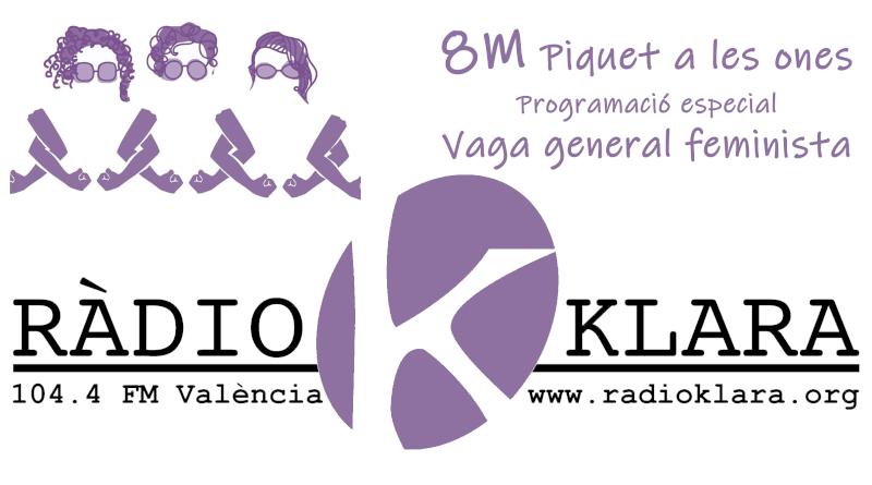 #PiquetALesOnes #VagaGeneralFeminista #8M 2019
